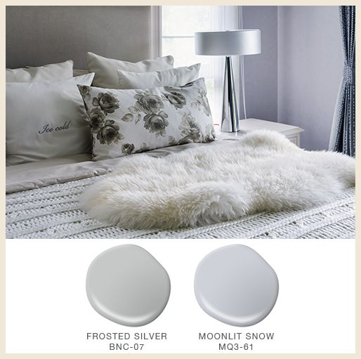 Winter Paint Colors: 17+ Images About Bedrooms On Pinterest