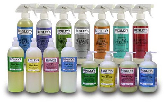 Ed Begley Jr. Launches New Line of Green Cleaning Products - Ecorazzi