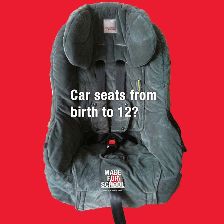 New guidelines for car restraints include restraining children until 145-150cm tall or 12 years of age, what are your thoughts? -Nataliehttp://blog.madeforschool.com.au/updates/201310/new-car-seat-guidelines/