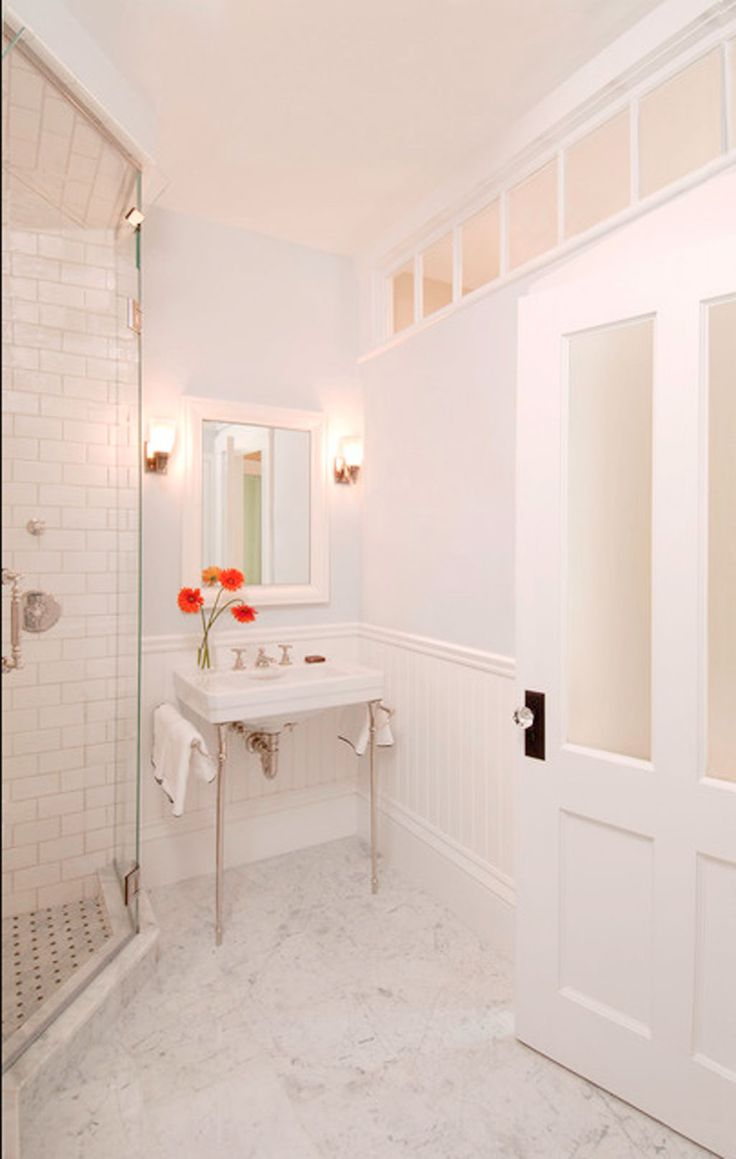 1000 ideas about small half bathrooms on pinterest half - Half bathroom ideas photo gallery ...