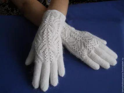 вязаные перчатки спицами: 22 тыс изображений найдено в Яндекс.Картинках