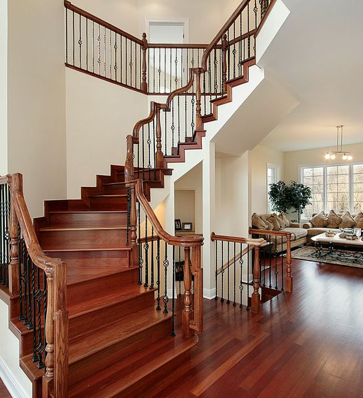 Ideas 19 Modern And Elegant Stair Design Ideas To: 36 Different Types Of Foyers And Design Ideas (100's Of