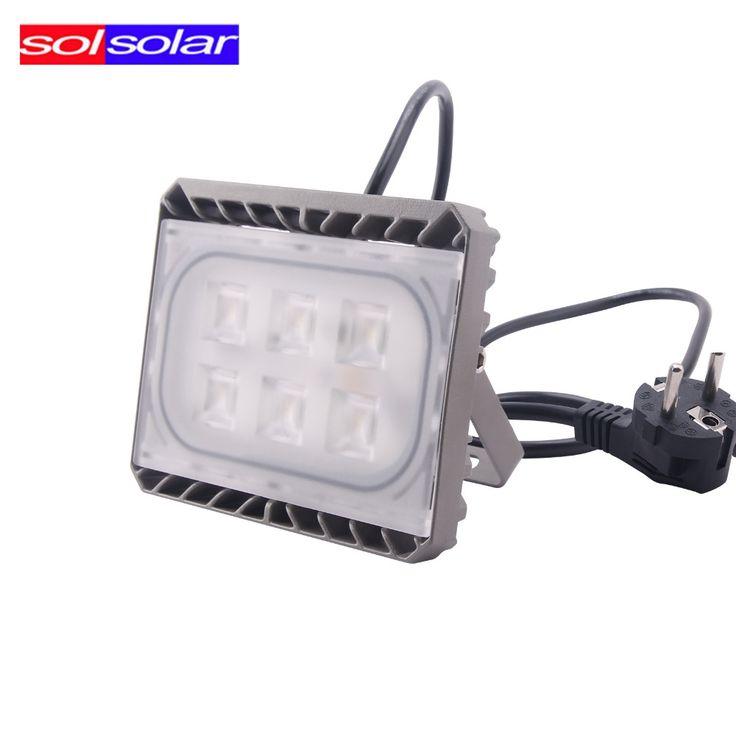 28.65$  Buy here  - Cree LED Flood Light 30W LED Reflector Projecteur LED Exterieur 110V/220V LED Floodlight Waterproof LED Lamp Outdoor Lighting