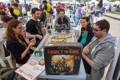 New Évènement : Paris est Ludique 2017, le festival de jeux en plein air