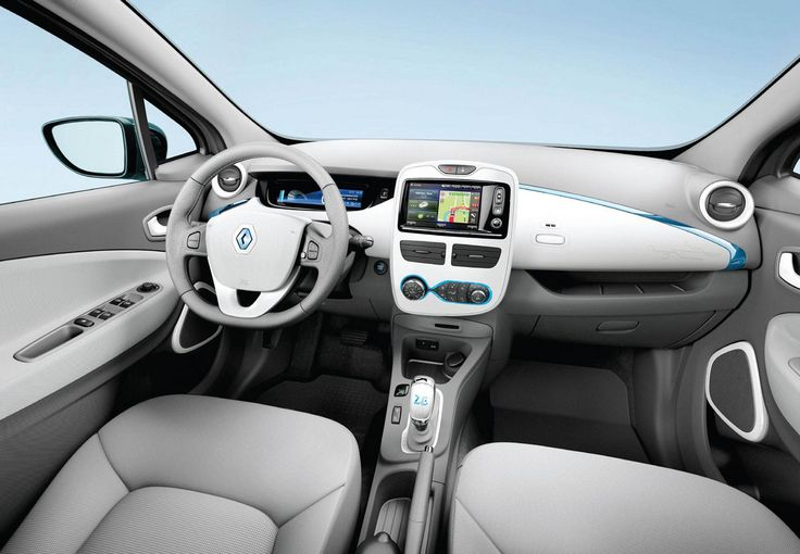 Renault ZOE interior http://www.renaultretail.co.uk/cars/new/zoe/