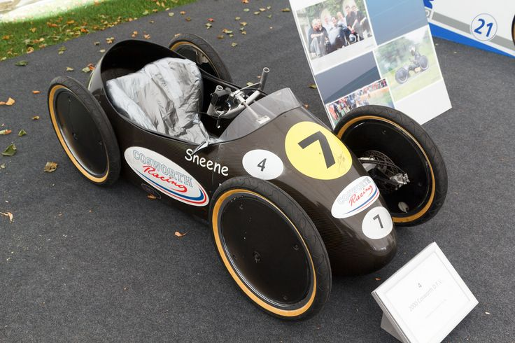 Cosworth Soapbox / Goodwood Festival of Speed Gravity Race… | Flickr