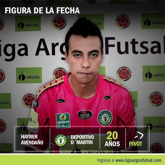 La  gran #figura de la primera fecha. #FútbolRevolucionado #Futsal