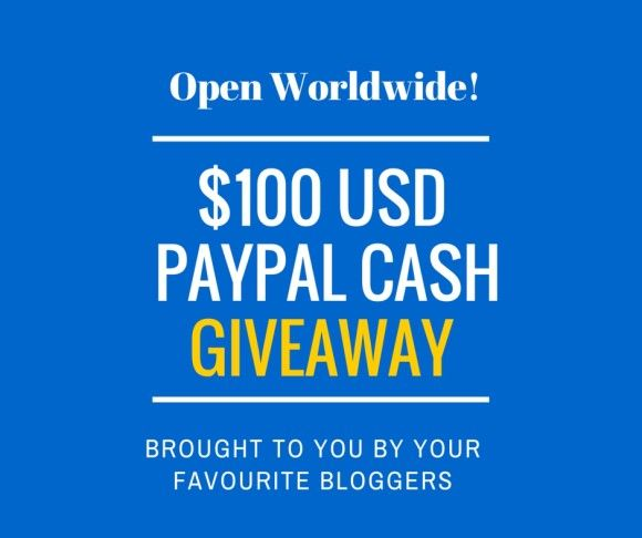 What would you do with an extra $100 this summer? Enter to WIN $100USD right now!