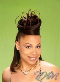 17 best flat twist updo images on pinterest hairstyles updo hair styles blackhairmedia pmusecretfo Gallery