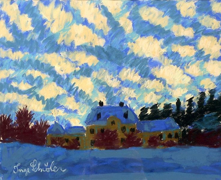 Inge Schiöler - Winter Sky
