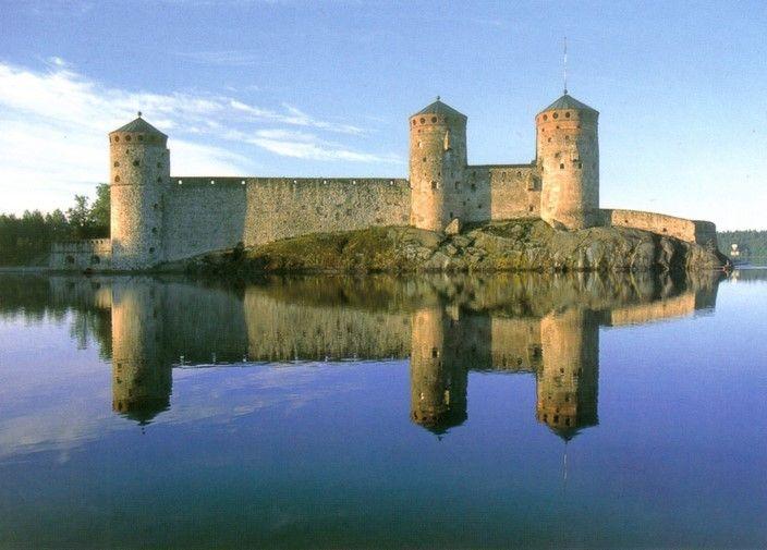 Finland ~ Olavinlinna