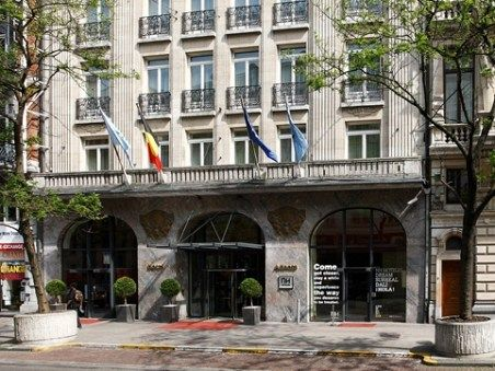 City Break Bruxelles - Hotel NH Atlanta 4*
