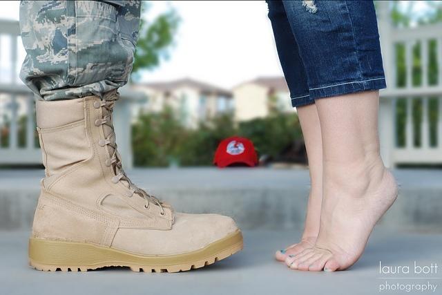 Deployment. #deployment #military #airforce #redhorse #feet