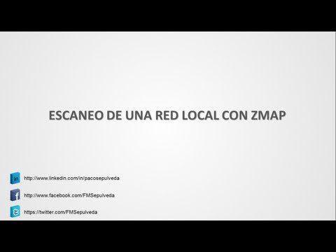 Escaneo de puertos con #Zmap.