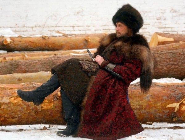 Как менялся облик русской шубы — Российская газета
