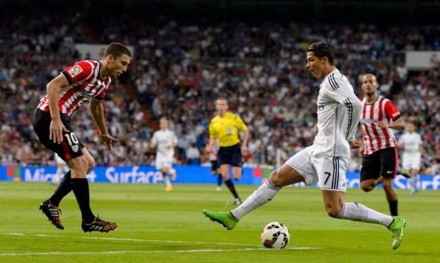 Gol Tunggal Aduriz Tumbangkan Madrid: http://www.kabarsatu.co/archives/7859