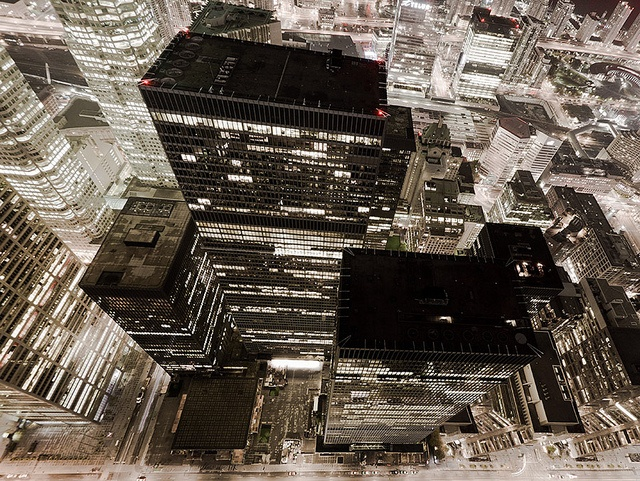 Negative TD Centre  #Rooftopping