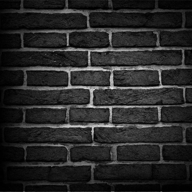 Fundo da textura de tijolos Vetor grátis