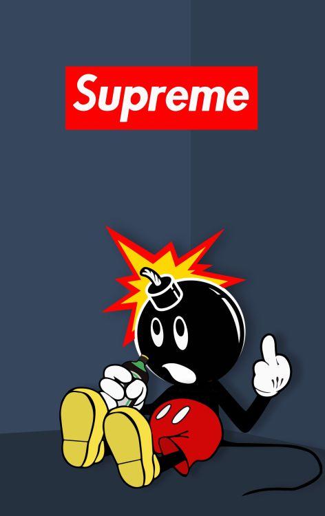 Supreme Wallpaper Iphone 5 Pin By ˈboun D Ləs On Quot Wallpaper Quot Supreme Wallpaper