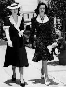 Gloria Vanderbilt and her mother Gloria Morgan-Vanderbilt