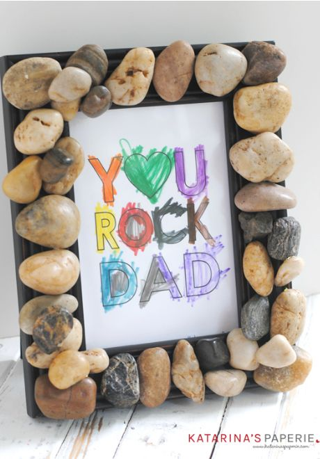 A great gift idea for Father's day would be something that the kids have made for themselves. This selection of nine awesome Father's day crafts for kids will provide plenty of inspiration and there is something for everyone regardless of age. The kids wi