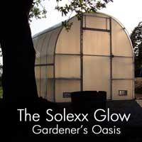 Solexx greenhouse panels