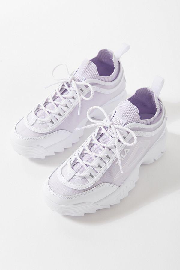 Image result for fila disruptor streetwear | Sock shoes