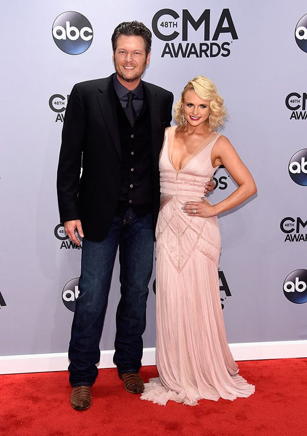 Oh no! One of country music's hottest couples, Blake Shelton and Miranda Lambert, are calling it quits after four years of marriage. Read their statement here.