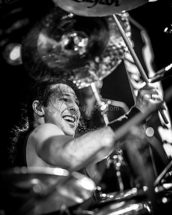 Mike Mangini of Dream Theater . . . . #mikemangini #mikemanginisticks #mikemanginiofficial #drummer #drums #tama #drumgod #drumporn #musician #dreamtheater #dreamtheaterfanpage #dreamtheaterfans #dreamtheaterfanclub