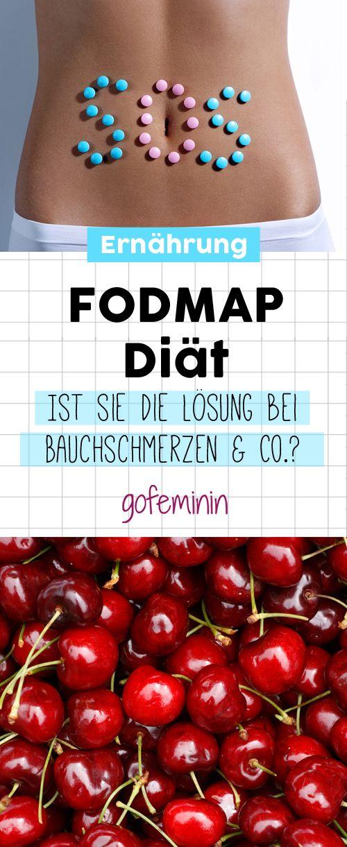 FODMAP Diät: Besser essen bei Reizdarm & Co.