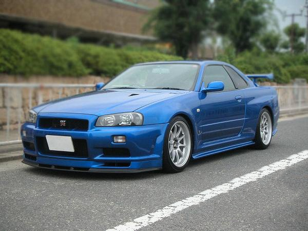 Nissan Skyline GTR V Spec II 2003   In My Mind, The Most Beautiful Import  Tuner Car Ever