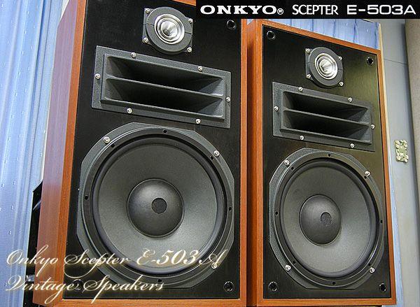 ONKYO Scepter E-503A