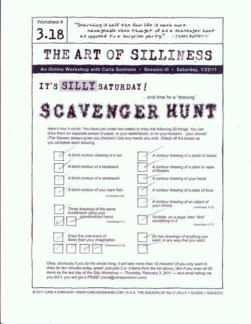 Art Handouts And Worksheets : Printable art worksheets for high school the helpful