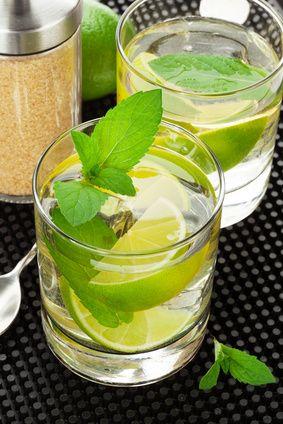 Orzeźwiające drinki