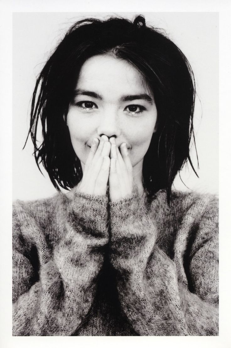 """I get highs, to be totally honest, in second-hand shops. My hunting instinct, I expect, really kicks in."" Bjork"