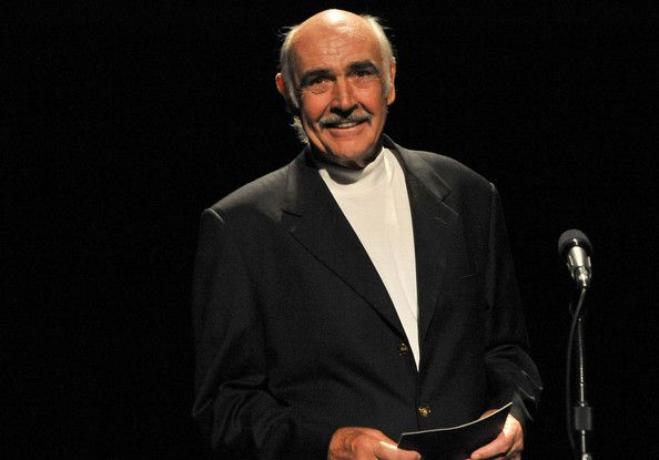 shawn connery | Sean Connery Actor Sean Connery presents during AFI's Night At The ...