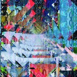 Mad World Pattern by Simonetta De Simone