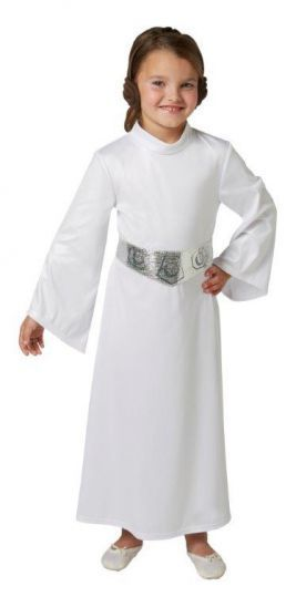 Princess Leia Costume Australia | Number One Star Wars Costume | Star Wars - Princess Leia Deluxe Girls Costume