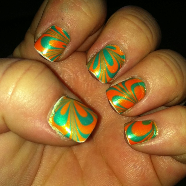 Miami Dolphins Colors!