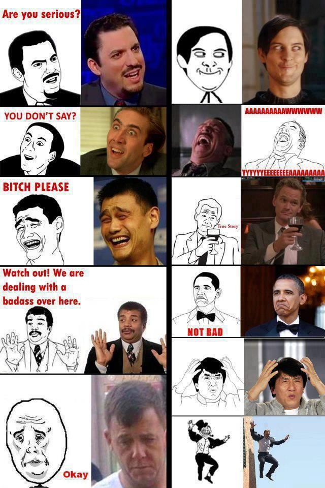 Funny Meme Characters : Every meme character found in real… now u know them all