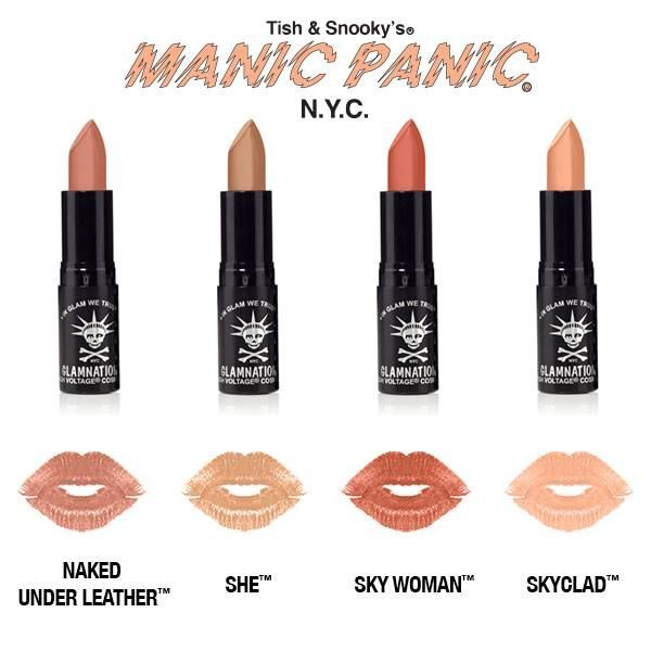 98 Best Lethal Lipstick Images On Pinterest  Manic Panic -4799