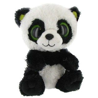 This unbelievably soft and plush TY Bamboo the Panda Beanie Bo makes an adorable stocking stuffer. | Shop Hobby Lobby