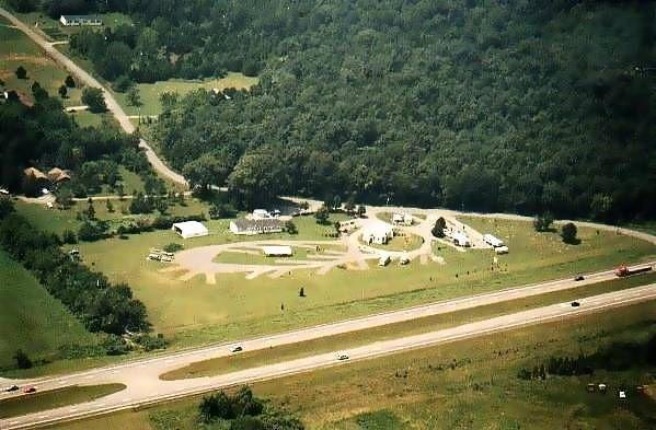 Parnell Creek RV Park At Woodville Alabama