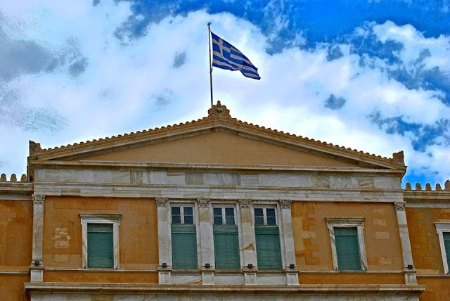 Σκέψεις: Αχ Ελλάδα μου, Τάσος Ορφανίδης