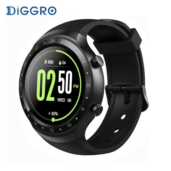 Diggro DI07 Android 5.1 Smart Watch MTK6580 Bluetooth 4.0 RAM 512MB ROM 8GB Support 3G GPS WIFI Smartwatch for IOS and Android