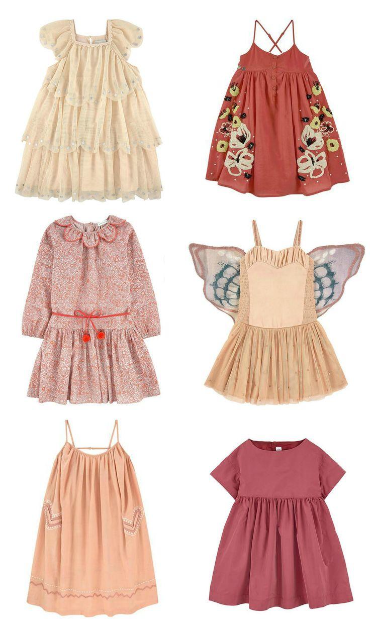 A Little Bohemian Girl : Dresses
