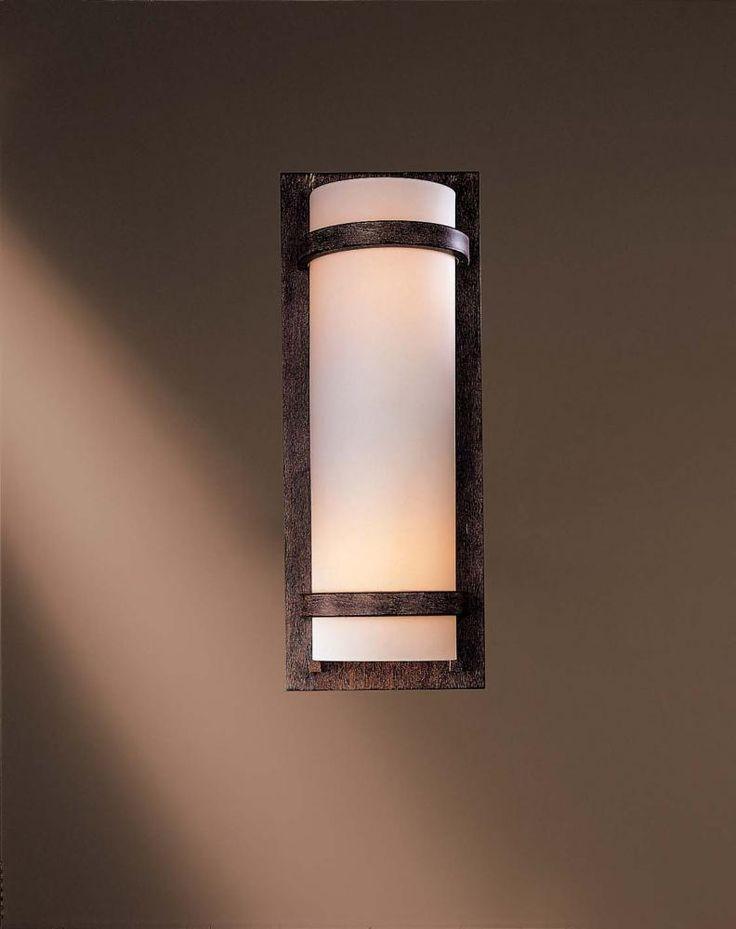 Minka Lavery 341 357 Pl 2 Light Wall Sconce Iron Oxide