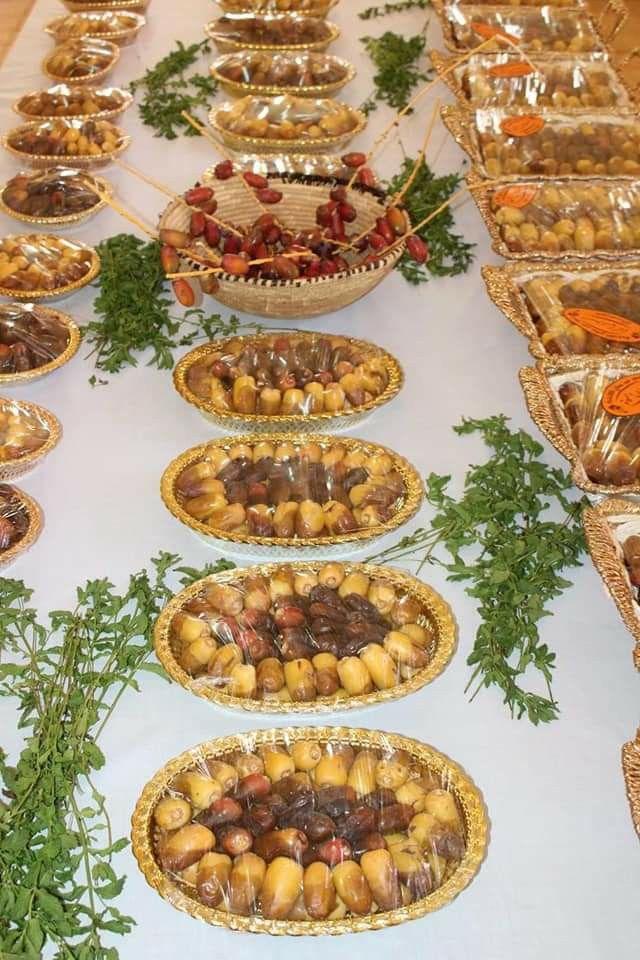 Comida De Algeria Food Cake Recipes Table Settings