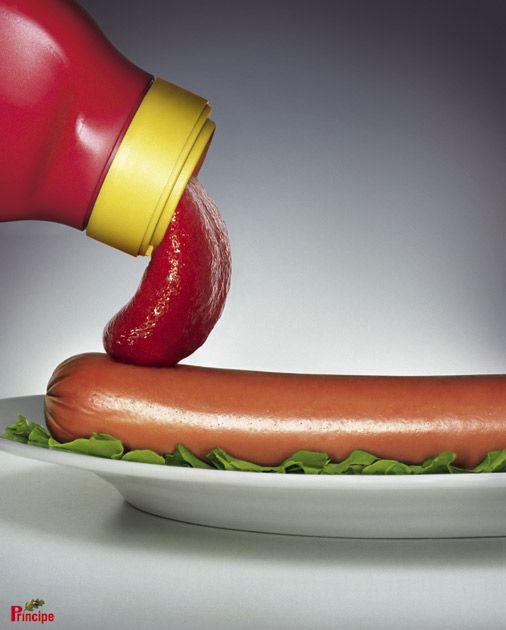 Ketchup Principe #Publicidad