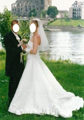 Robe de mariée collection Hervé Mariage modèle Carosse